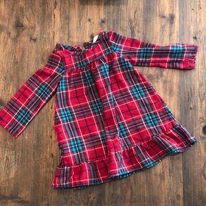 Gymboree Christmas pajamas / xxs (2t)